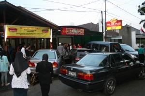 HDL 293 Cilaki, Bandung