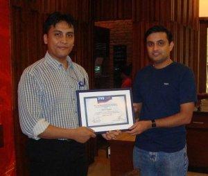 award from TVS