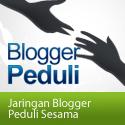Blogger Peduli