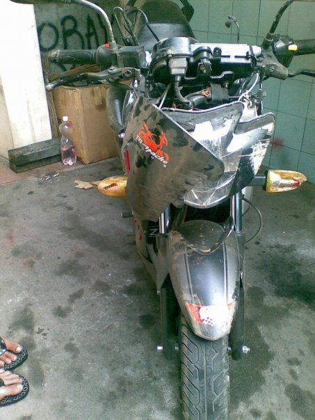 Kondisi Motor