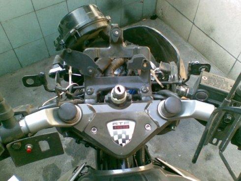 Kondisi Motor Apache