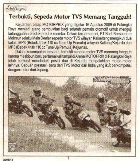 motoPrix - TVS