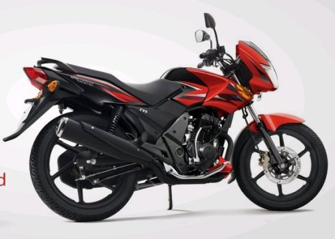 newFlame SR125 Red