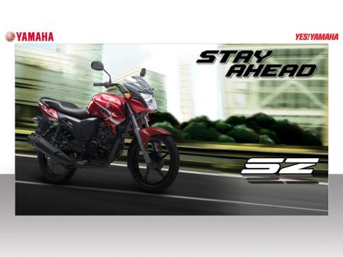 Yamaha SZX